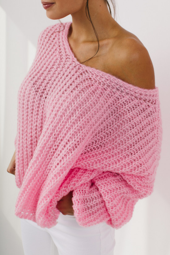 Sweter Lilly powder pink 3